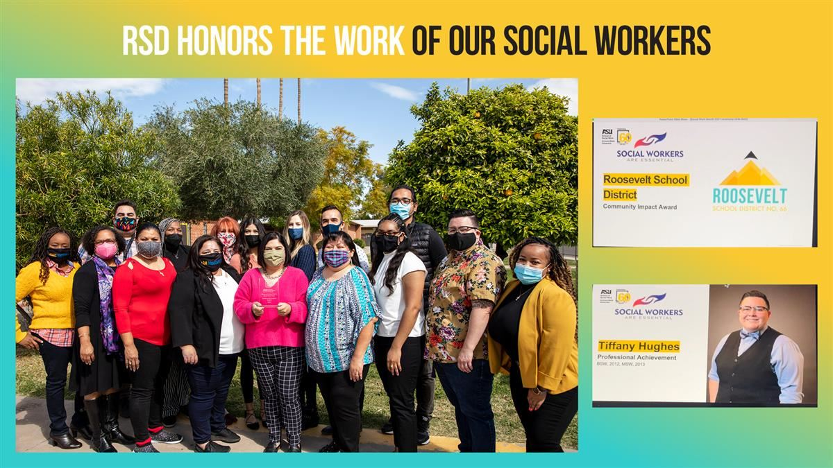 RSD honors the work of our Social Workers
