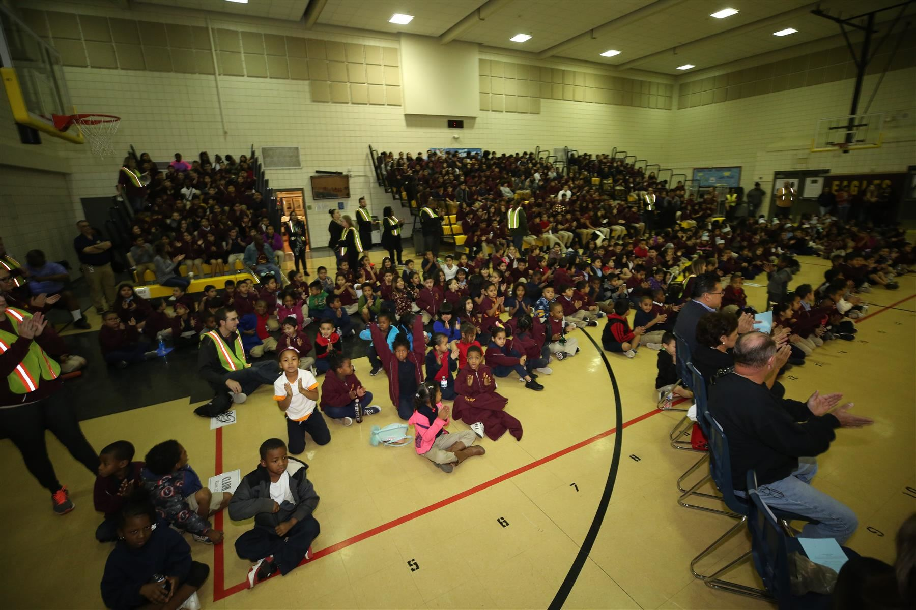 Julian School Hosts MLK Weekend Kickoff Celebration and Parade