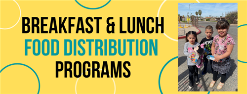 food distribution program graphic