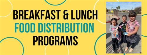 food distribution program graphic